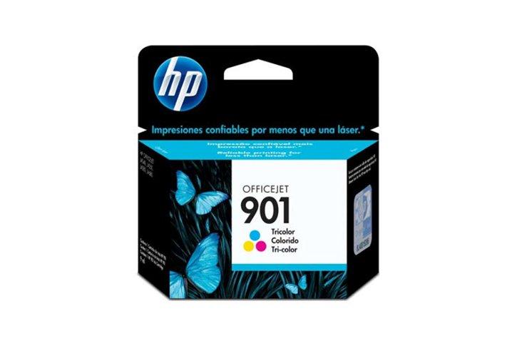 ראש דיו צבעוני מקורי (HP CC656A (901