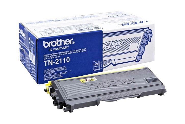 טונר מקורי BROTHER TN-2110