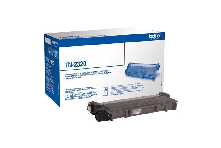 טונר מקורי BROTHER TN-2320