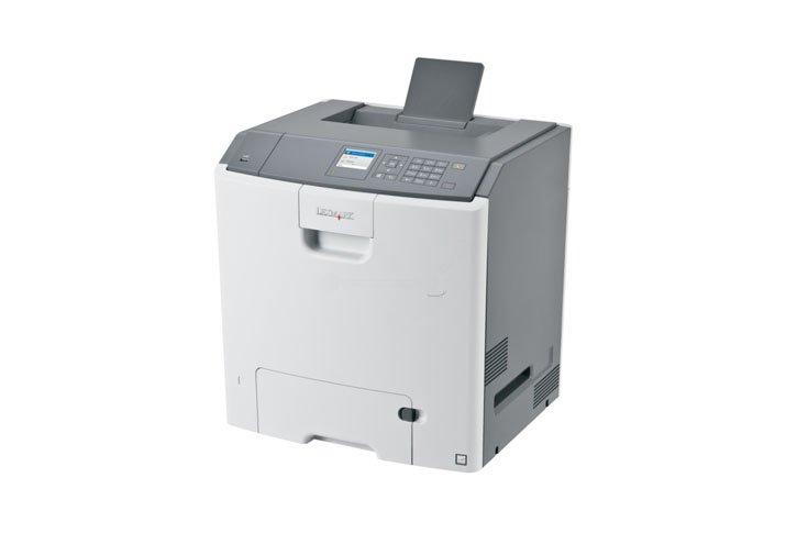 מדפסת לייזר צבע  Lexmark C746DN