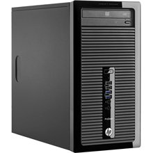 מחשב נייח HP 400PD MT i3-4150 J4B45EA