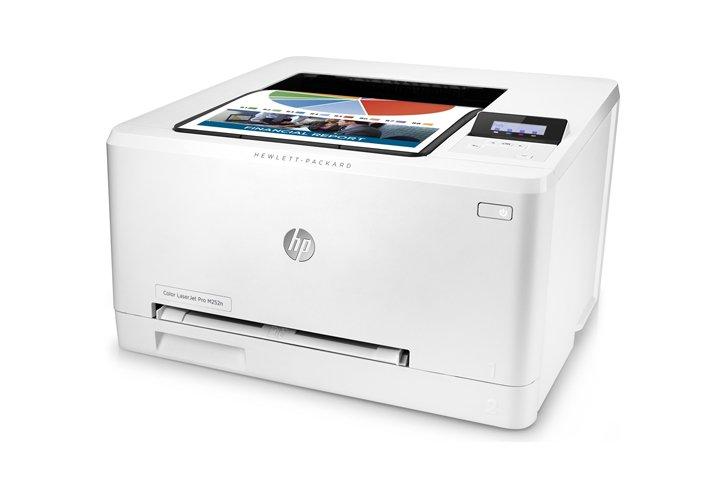 מדפסת לייזר HP LaserJet Pro M252n B4A21A