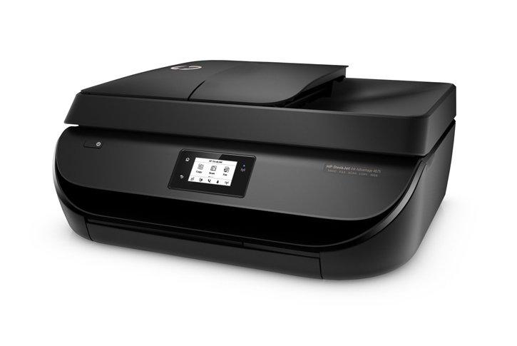 מדפסת משולבת הזרקת דיו HP Deskjet Ink Advantage 4675