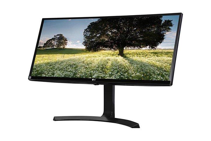 מסך מחשב LG 34UM68-P