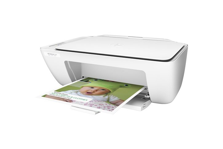 מדפסת משולבת HP DeskJet 2130 All-in-One K7N77C