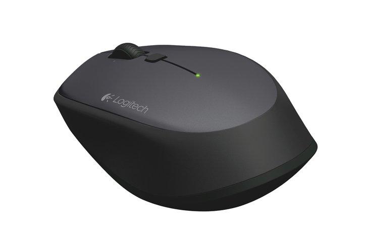 עכבר אלחוטי LogiTech M335-שחור