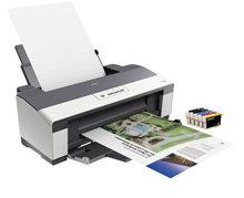 מדפסת הזרקת דיו EPSON T1100