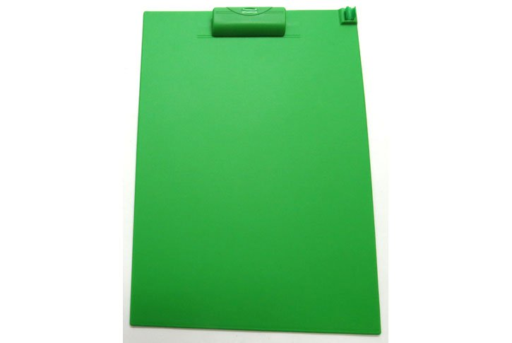 לוח לחצן יחיד עשוי פלסטיק A4 קשיח - PCB1